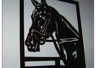 Quadro-Adorno-Cavalo-em-Mdf-Vazado---Escultura-de-Parede-7702786
